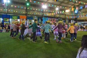 Tradicional Festa Junina do Colégio do Carmo
